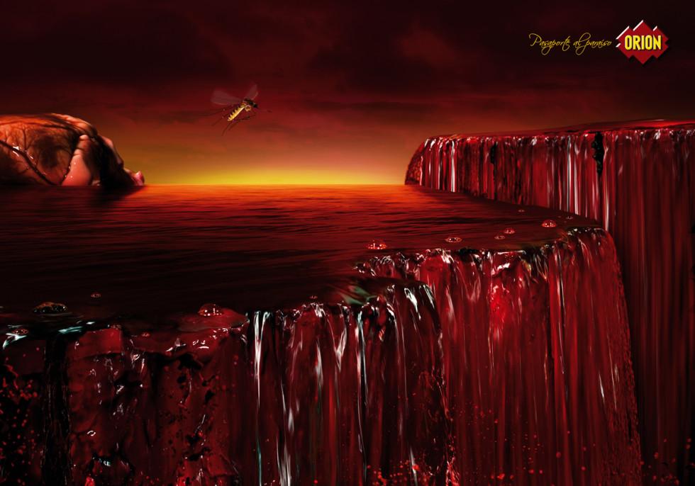 Orion-Paraíso de sangre